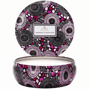 Voluspa Japanese Plum Bloom Fragrance Collection