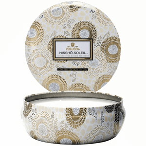 Voluspa Nissho Soleil Fragrance Collection