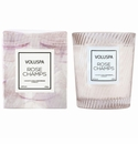 Voluspa Rose Champs Fragrance Collection