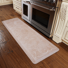 WellnessMats 6x2 Bella Sand Dollar