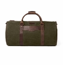 White Wing Waxed Canvas Field Large Duffle Bag