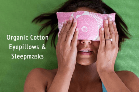 Women's Eye & Neck Pillows, Sleeping Masks, Towels Wraps & Ice Bags