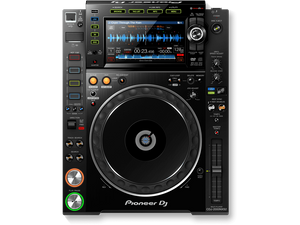 Pioneer CDJ-2000NXS2 Professional DJ High-res Multimedia Player