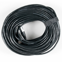 ACCU-CABLE CAT6PRO100 100' data cable, cabinet to cabinet, horizontal and vertical
