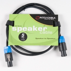 Accu-Cable SPEAKON TO SPEAKON