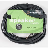 "Accu-Cable 1/4"" TO BANANA"