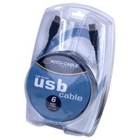 Accu-Cable USB CABLES