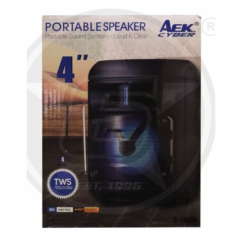AEK CYBER S-10405 Wireless BT