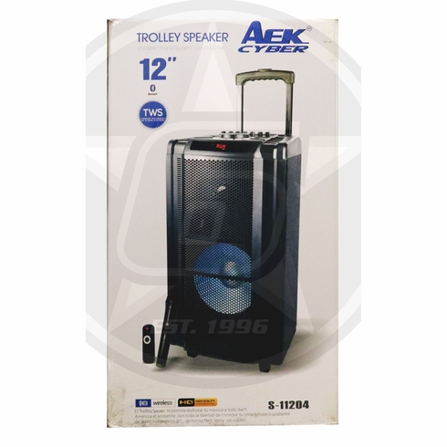 AEK CYBER S-11204 Wireless BT