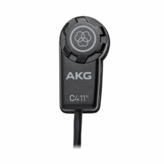 AKG PRO C411 PP Instrument Microphone