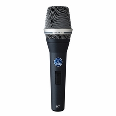 AKG PRO D7S Handheld Vocal Microphone