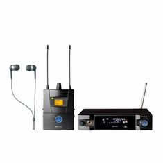 AKG PRO IVM4500 Set BD7-100mW In-Ear-Monitoring System