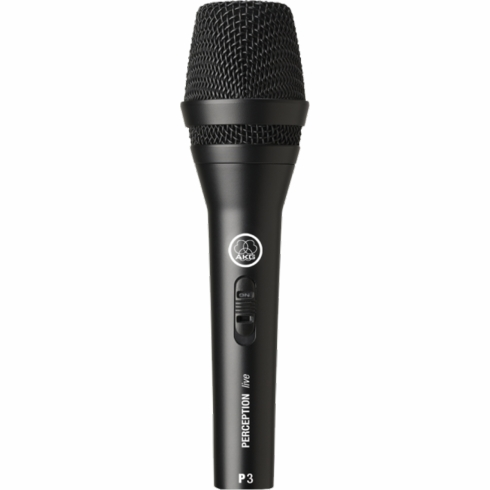 AKG PRO P3 S Handheld Vocal Microphone