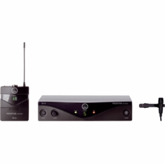 AKG PRO Perception Wireless 45 Pres Set BD U2 Wireless Microphone System 45