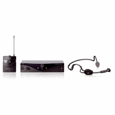 AKG PRO Perception Wireless 45 Sports Set BD U2 Wireless Microphone System 45