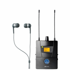 AKG PRO SPR4500 Set BD9 Stationary Pocket Receiver 4500