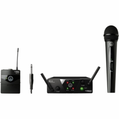 AKG PRO WMS40 Mini2 Mix Set BD US45A/C EU/US/UK Wireless Microphone System 40 Mini2
