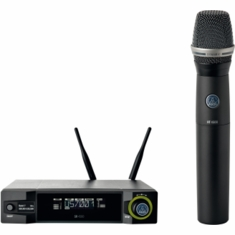 AKG PRO WMS4500 D7 Set BD8 EU/US/UK/AU Wireless Microphone System 4500