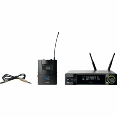 AKG PRO WMS4500 Instrumental Set BD8 EU/US/UK/AU Wireless Microphone System 4500