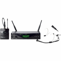 AKG PRO WMS470 PRES SET BD8 50mW - EU/US/UK Wireless Microphone System 470