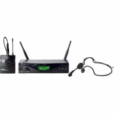 AKG PRO WMS470 SPORTS SET BD8 50mW - EU/US/UK Wireless Microphone System 470