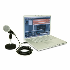 ALESIS MicLink AudioLink Series XLR-to-USB Cable