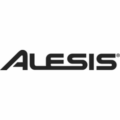 ALESIS TransActive VU Portable Powered Bluetooth Speaker System reacharable battery with lights.  Includes Microphone