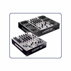 Allen & Heath DJ Mixers & Consoles