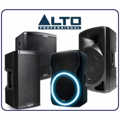 ALTO PRO ACTIVE SPEAKERS