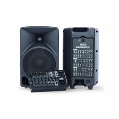 ALTO PRO MIXPACK10 ALL-IN-ONE PORTABLE SOUND SYSTEM