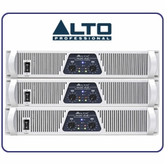 ALTO PRO POWER AMPLIFIERS