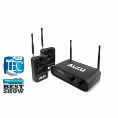 ALTO PRO Stealth Wireless  STEREO WIRELESS SYSTEM FOR ACTIVE LOUDSPEAKERS