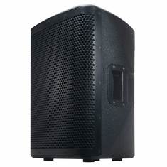 """AMERICAN DJ CPX10A 10"""" Active Speaker, 250W Class D, Bi Amped. 5 M10 Flypoints. Stand and Monitor mountable. XLR/RCA inputs/ XLR/TRS Thru"""