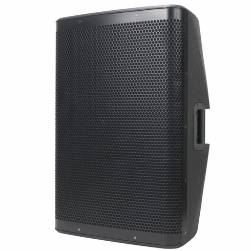 "AMERICAN DJ CPX15A 15"" Active Speaker, 500W Class D, Bi Amped. 5 M10Flypoints. Stand and monitor mountable. XLR/RCA inputs/ XLR/TRS Thru"