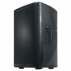 """AMERICAN DJ CPX8A 8"""" Active Speaker, 200W Class D, Bi Amped. 5 M10 Flypoints. Stand and Monitor mountable. XLR/RCA inputs/ XLR/TRS Thru"""