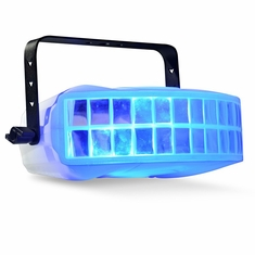 AMERICAN DJ JELLY GRESSOR Small compact Aggressor effect in Jelly transparent case, dmx, sound active