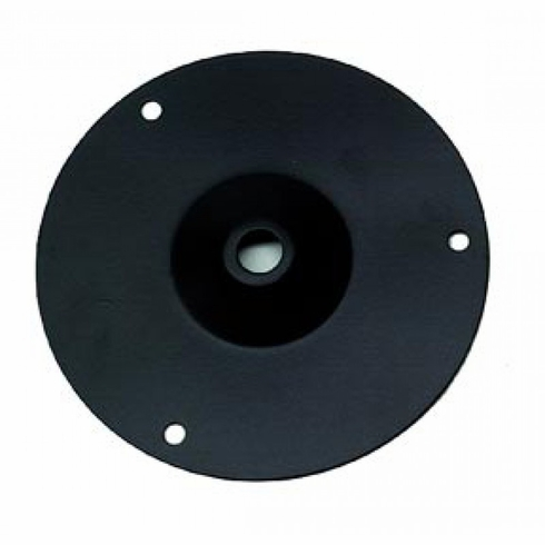 AMERICAN DJ MBA-1 Mirror ball motor adapter for C-clamp attachment. A/C motors ONLY! Includes hardware.
