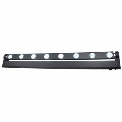 AMERICAN DJ SWEEPER BEAM LED Unique lighting fixture with quick sweeping narrow beams