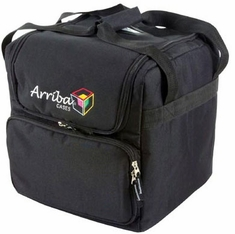 ARRIBA AC-125 Beamer Bag with Divider & Front Pocket