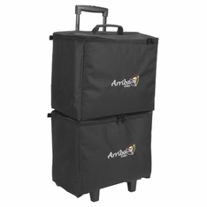 ARRIBA-ACR16 - Multi-purpose stackable rolling case (ARRIBA-ACR16)