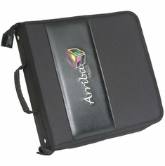 ARRIBA-AL200 - High Quality CD Case (holds 200 CDs) (ARRIBA-AL200)