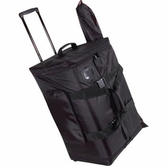 ARRIBA AS-175 Rolling Speaker Bag with Wheels