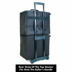 ARRIBA-ATP19 - Multi-purpose stackable case, Fits on top of ACR19. (ARRIBA-ATP19)