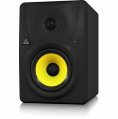 """BEHRINGER B1030A High-Resolution, Active 2-Way Reference Studio Monitor with 5.25"""" Kevlar Woofer"""