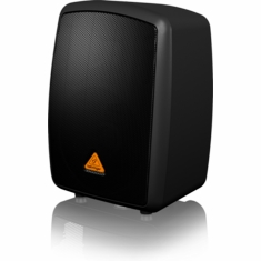 BEHRINGER MPA40BT All-in-One Portable 40-Watt PA System with Bluetooth Connectivity and Battery Operation