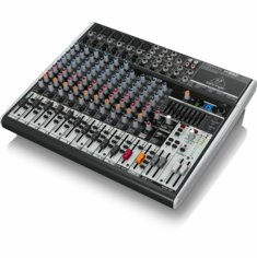 BEHRINGER X1832USB Premium 18-Input 3/2-Bus Mixer with XENYX Mic Preamps & Compressors