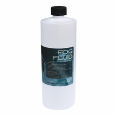 CHAUVET FJQ FOG FLUID QUART Formulated specifically for use in all water-based machines