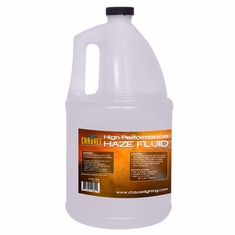 CHAUVET HDF HAZE FLUID GALLON Formulated specifically for use in all water-based haze machines