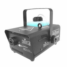 CHAUVET HURRICANE 901 Compact, lightweight fog machine emits thick bursts of water based fog to enhance any light show