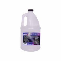 CHAUVET QDF Quick Dissipating Fluid Water-based formula specifically designed for use with the Geyser family of foggers